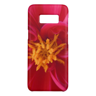 Pretty Red Dahlia - Case-Mate Samsung Galaxy S8 Case