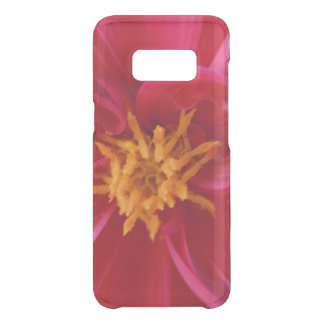 Pretty Red Dahlia - Uncommon Samsung Galaxy S8 Case
