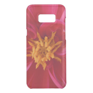 Pretty Red Dahlia - Uncommon Samsung Galaxy S8 Plus Case
