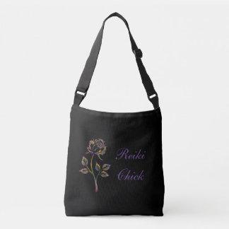 Pretty Reiki Chick Crossbody Bag