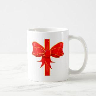 Pretty Ribbon Bow Coffee Mug