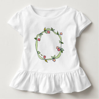 Pretty Ring of Posies Tee