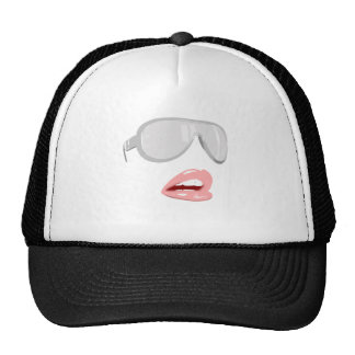 Pretty Shades & Lips Cap