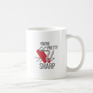 Pretty Sharp Coffee Mug