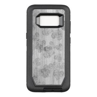 Pretty Silver Hearts OtterBox Defender Samsung Galaxy S8 Case