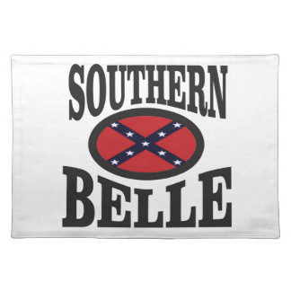 pretty southern belle placemat