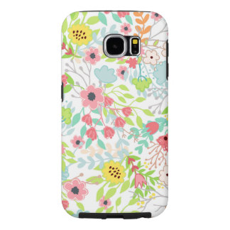 Pretty Spring Flowers Floral Pattern