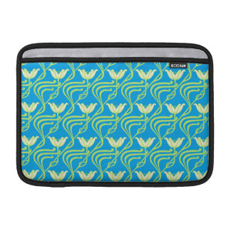 Pretty Spring Water Lilies Sleeve For MacBook Air