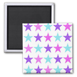 Pretty Stars Magnet