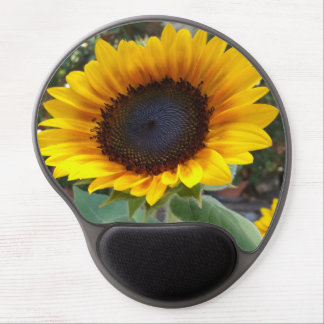 Pretty Sunflower Gel Mouse Pad
