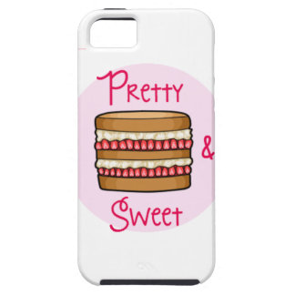 Pretty & Sweet Strawberry Shortcake iPhone 5/5s iPhone 5 Cases