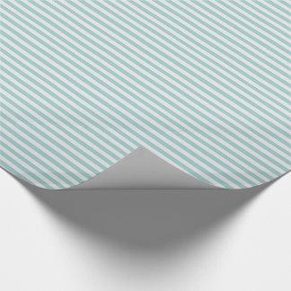 Pretty Thin Mint and White Stripes