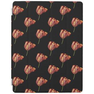 Pretty Tulips iPad Cover