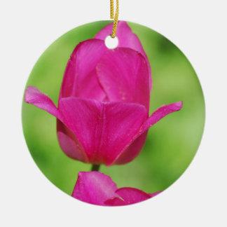 Pretty Tulips Ornament