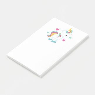 Pretty Unicorn Post-it Notes