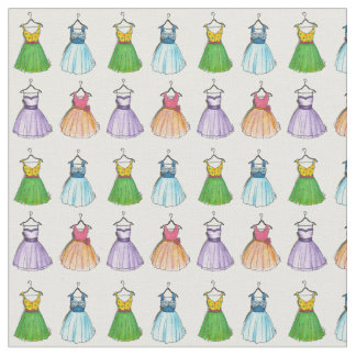 Pretty Vintage Party Prom Dresses 1950s Retro 50s Fabric