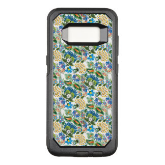 Pretty Vintage Russian Khokhloma Floral Pattern OtterBox Commuter Samsung Galaxy S8 Case