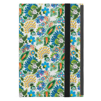 Pretty Vintage Russian Khokhloma iPad Mini Cases