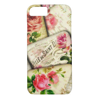 Pretty Vintage Style iPhone 7 Case