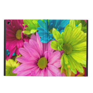 Pretty Watercolor Flowers Bouquet iPad Air Cover