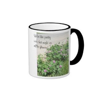 Pretty Weeds Coffee Mugs