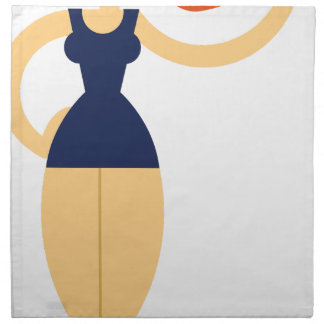 Pretty Woman Napkin