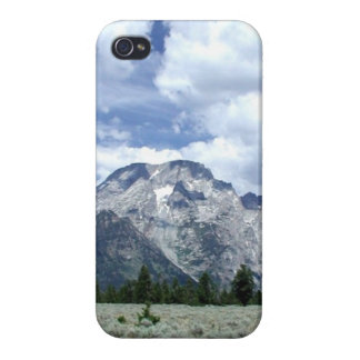 Pretty Wyoming Landscape Case For iPhone 4