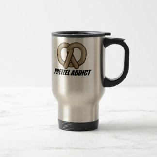 Pretzel Addict Coffee Mugs