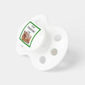 pretzel baby pacifiers