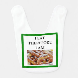 pretzel bib
