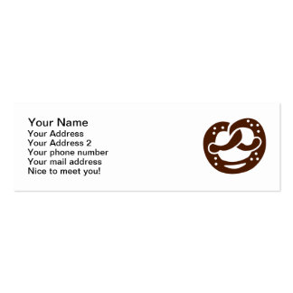 Pretzel Business Card