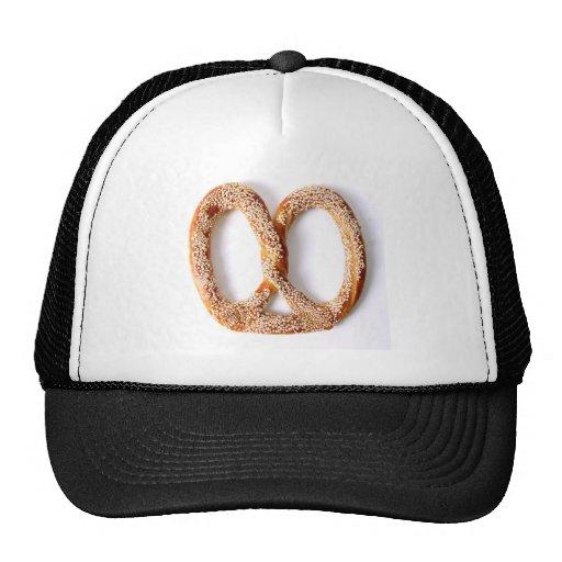 Pretzel Mesh Hats