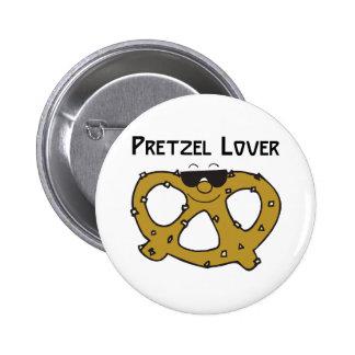 Pretzel Lover Buttons