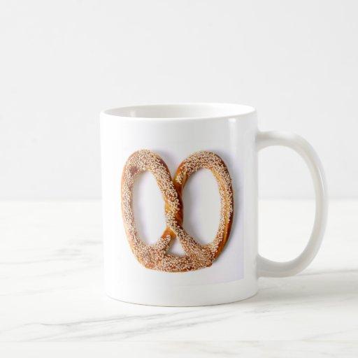 Pretzel Mugs