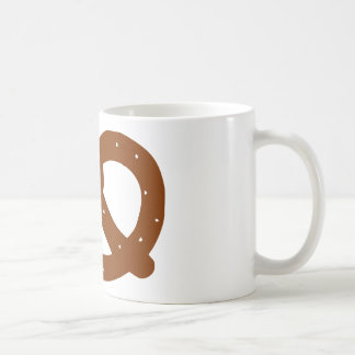 Pretzel Coffee Mug