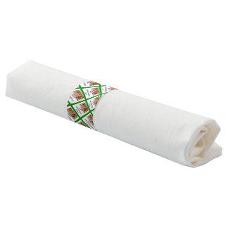 pretzel napkin band