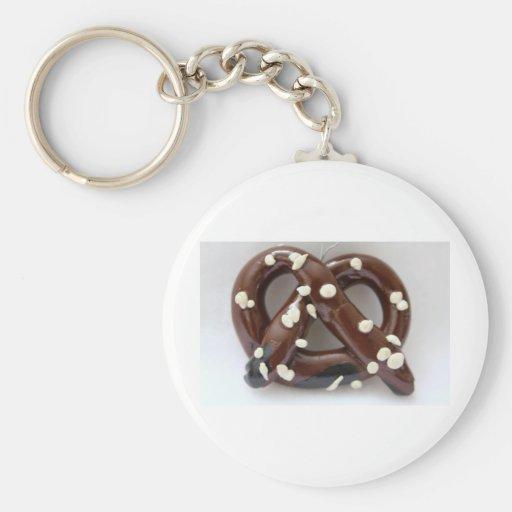 Pretzel Photography Keychains