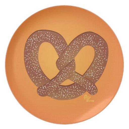Pretzel Plate