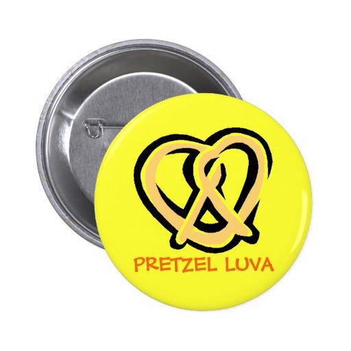 pretzel, PRETZEL LUVA Buttons