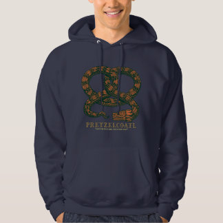 Pretzelcoatl II Hooded Sweatshirts
