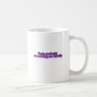 Pretzels Mugs