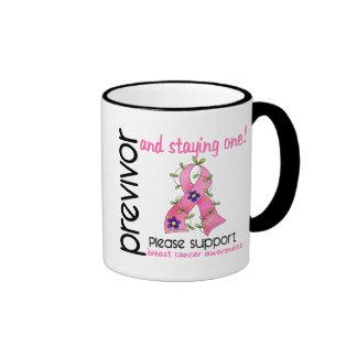 Previvor 9 Breast Cancer Mug