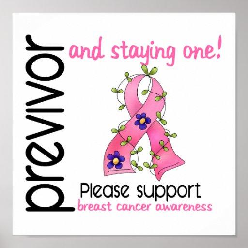 Previvor 9 Breast Cancer Posters