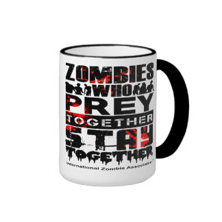 PREY Together : Stay Together Coffee Mugs