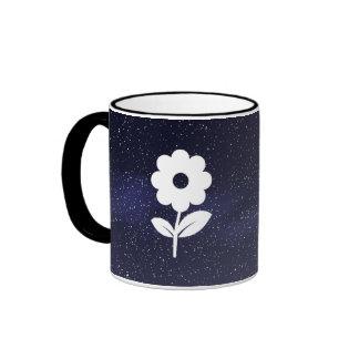 Price Flowers Minimal Ringer Mug