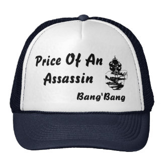 Price Of An Assassin: Bang'Bang hat