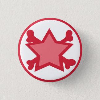 Price of Stardom 3 Cm Round Badge