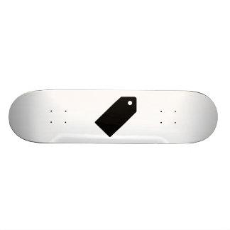 Price Tag Skate Board Deck