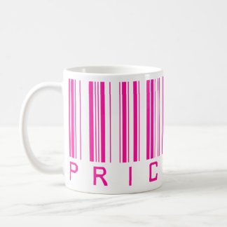 Priceless Barcode Coffee Mug