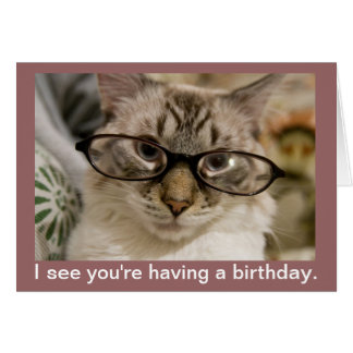 Priceless Expression Birthday Wishes Note Card